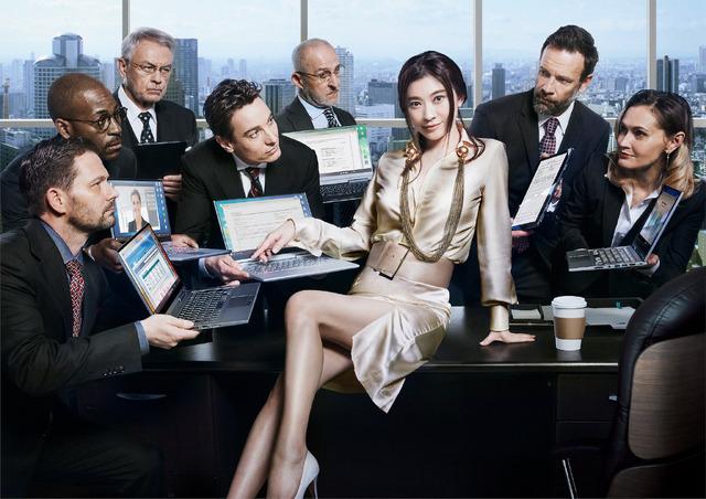 13年ぶりの新シリーズ「ハケンの品格」ポスター