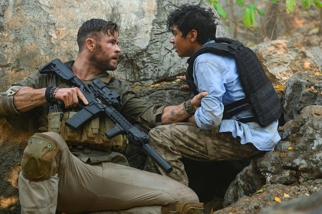 Netflix映画『タイラー・レイク -命の奪還-』4月24日(金)より独占配信開始