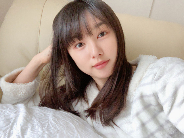 """桜井日奈子の""""おうち時間"""""""