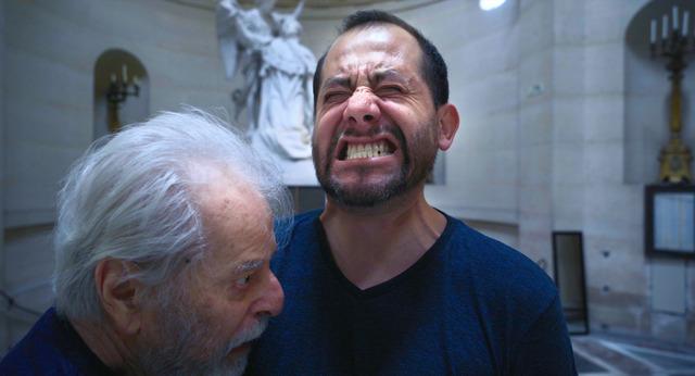 『ホドロフスキーのサイコマジック』 (C)SATORI FILMS FRANCE 2019 (C)Pascal Montandon-Jodorowsky