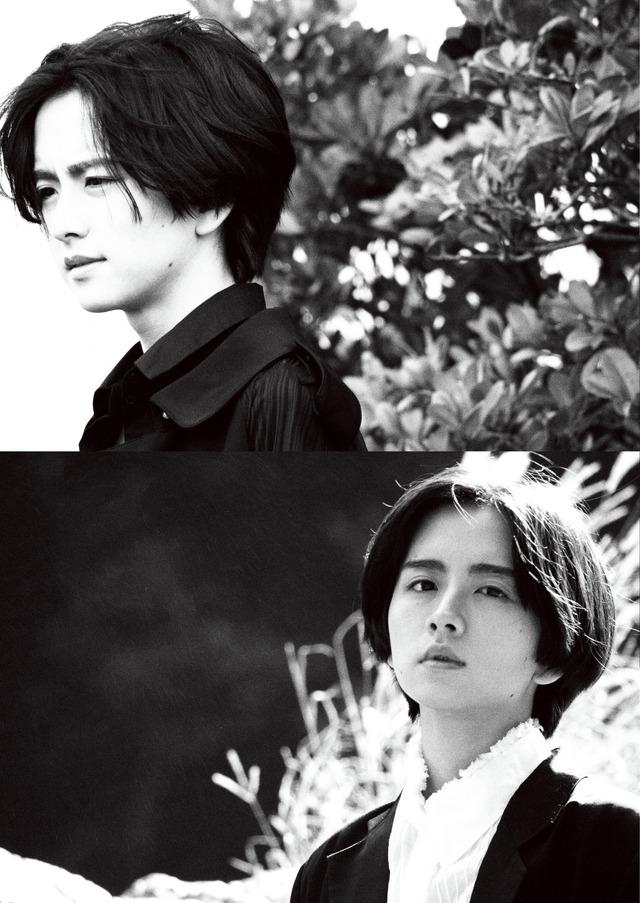 板垣李光人1st写真集「Rihito 18」(三浦貴大撮影)
