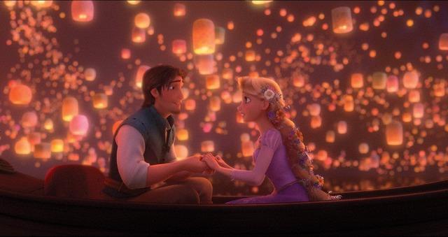 『塔の上のラプンツェル』(C)Disney. All rights reserved
