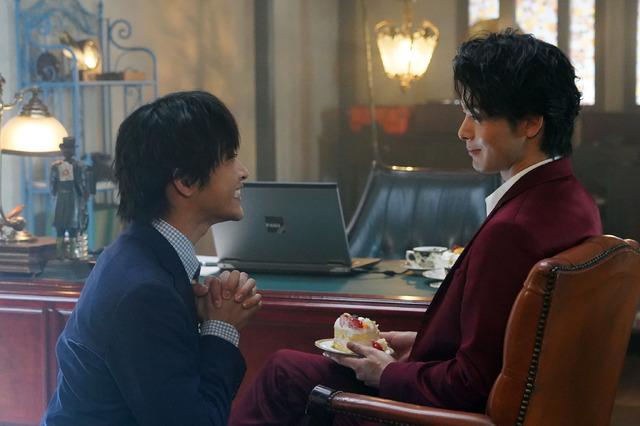 「美食探偵 明智五郎」4話 (C) NTV