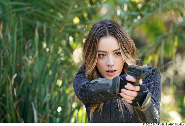 「エージェント・オブ・シールド シーズン6」 (C) 2020 MARVEL & ABC Studios