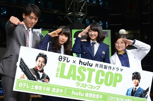 ドラマ「THE LAST COP/ラストコップ」LINE LIVE