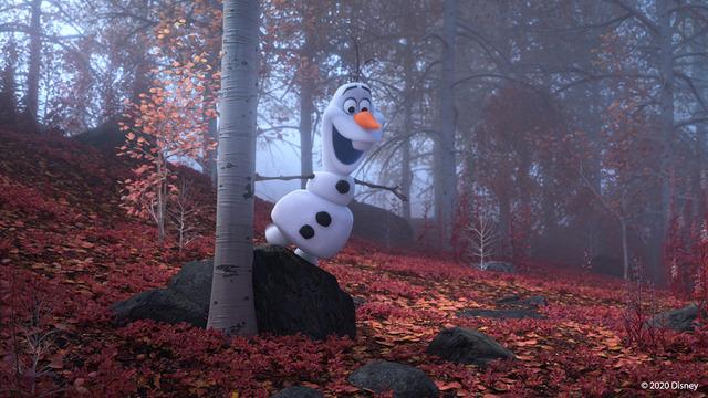 『アナと雪の女王2』オラフ(C) 2020 Disney