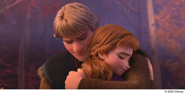 『アナと雪の女王2』クリストフ(C) 2020 Disney