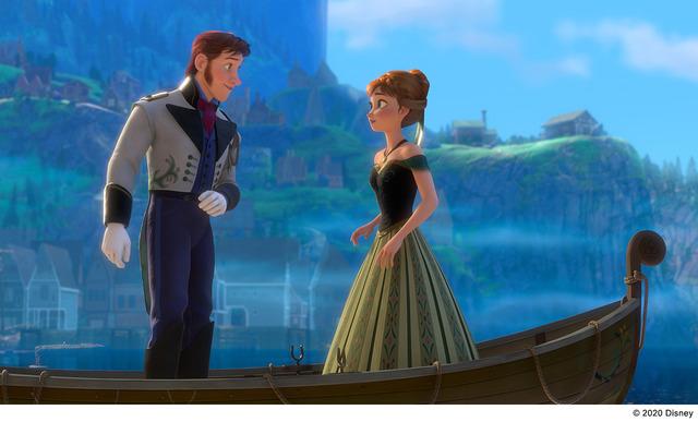 『アナと雪の女王2』ハンス(C) 2020 Disney