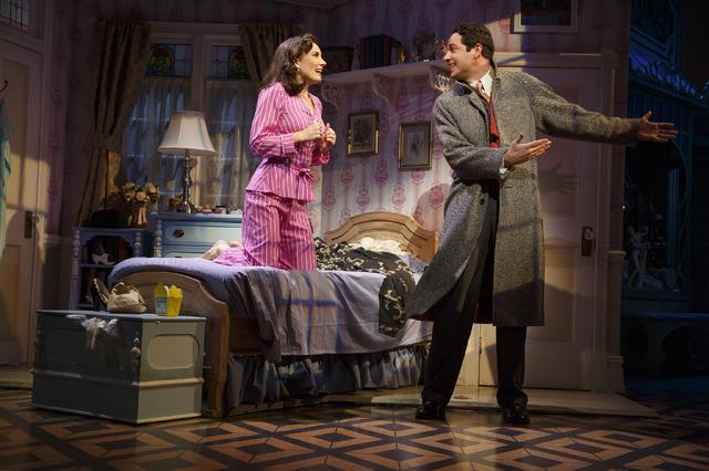 「おうちブロードウェイ」特集 ミュージカル「シー・ラヴズ・ミー」(c)BroadwayHD/松竹 (c)Joan Marcus