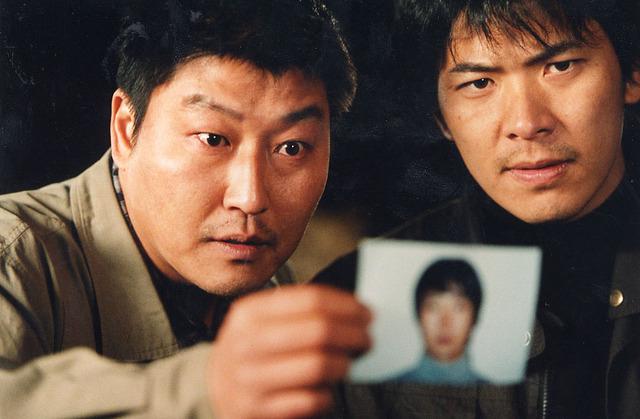 『殺人の追憶』(C)2003 CJ E&M CORPORATION, ALL RIGHTS RESERVED