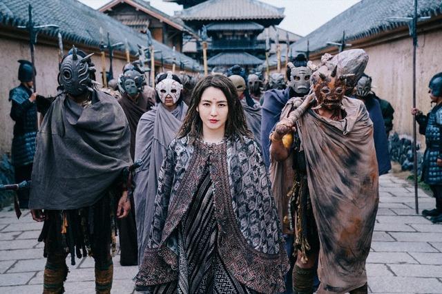 『キングダム』(C)原泰久/集英社 (C)2019映画「キングダム」製作委員会