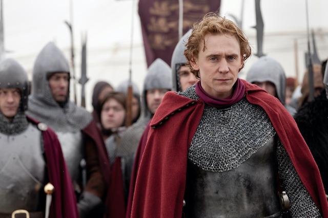 『嘆きの王冠~ホロウ・クラウン~』ヘンリー五世:トム・ヒドルストン