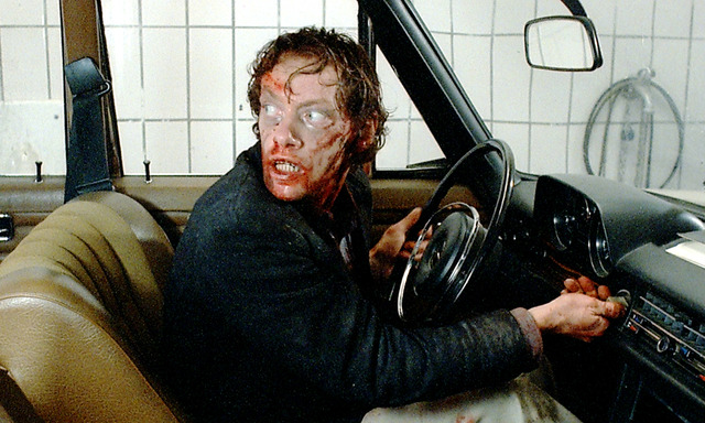 『アングスト/不安』 (C)1983 Gerald Kargl Ges.m.b.H. Filmproduktion