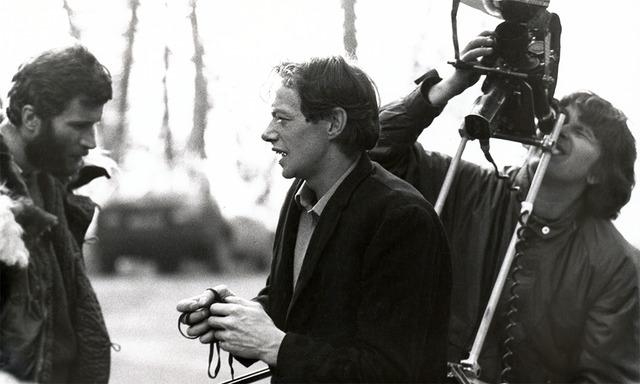 『アングスト/不安』メイキング (C)1983 Gerald Kargl Ges.m.b.H. Filmproduktion