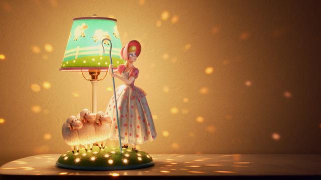 「ボー・ピープはどこに?」 (C)2020 Disney/Pixar
