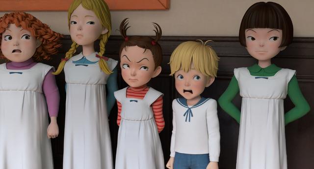 「アーヤと魔女」(C)2020 NHK, NEP, Studio Ghibli