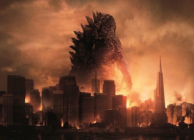 『GODZILLA ゴジラ』(C)2014 Warner Bros. Entertainment Inc., Legendary and Ratpac-Dune Entertainment LLC. All Rights Reserved.