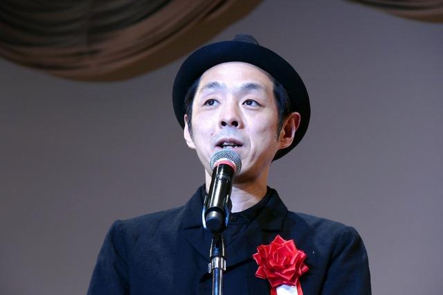 2020年第44回エランドール賞授賞式 宮藤官九郎