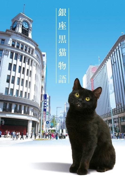 「銀座黒猫物語」(C)SPEJ KANSAI TV