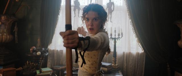 Netflix映画『エノーラ・ホームズの事件簿』9月より全世界独占配信開始