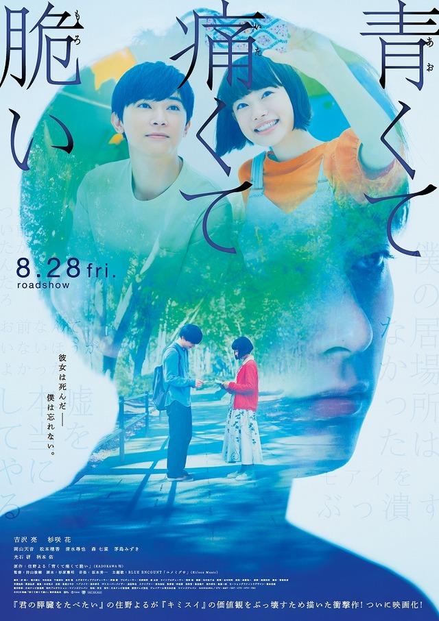 『青くて痛くて脆い』(C)2020映画「青くて痛くて脆い」製作委員会