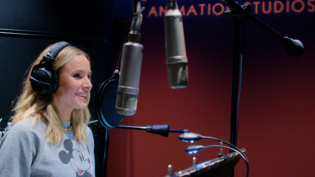 「イントゥ・ジ・アンノウン~ 『アナと雪の女王2』メイキング」 (C)2020 Disney