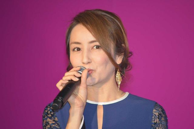 矢田亜希子/『不能犯』完成披露試写会