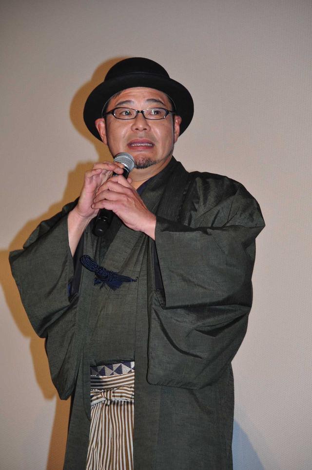 田口浩正/『本能寺ホテル』初日舞台挨拶