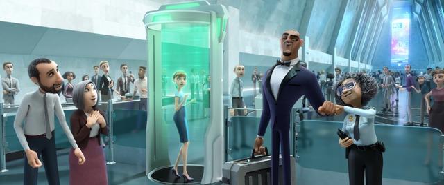 『スパイ in デンジャー』(C) 2020 Twentieth Century Fox Film Corporation. All Rights Reserved.