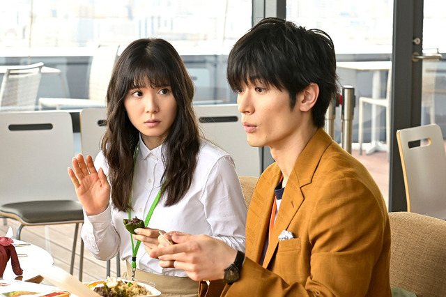 火曜ドラマ「おカネの切れ目が恋のはじまり」(C)TBS