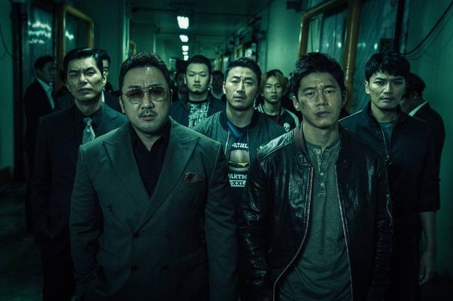 『悪人伝』(c)2019 KIWI MEDIA GROUP & B.A. ENTERTAINMENT ALL RIGHTS RESERVED.