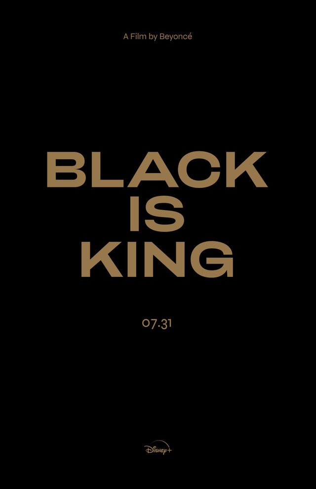 "『ブラック・イズ・キング』 Beyonce from ""Black Is King"" photo by Travis Matthews(C) 2020 PARKWOOD ENTERTAINMEN"