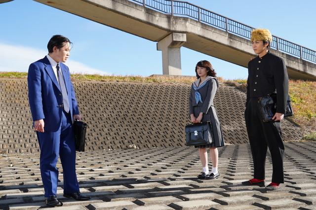 「映画公開記念!!今日から俺は!!スペシャル」未公開シーン復活版配信(C)NTV