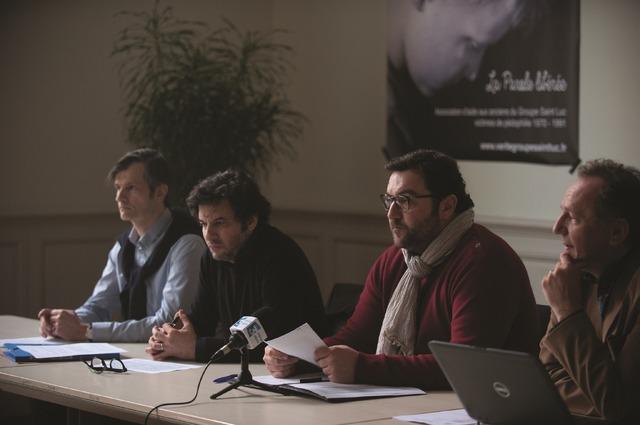 『グレース・オブ・ゴッド 告発の時』(C)2018-MANDARIN PRODUCTION-FOZ-MARS FILMS-France 2 CINEMA-PLAYTIMEPRODUCTION-SCOPE