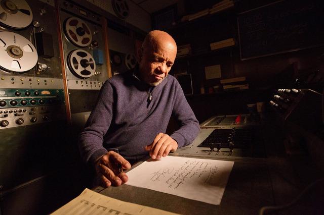 ベリー・ゴーディ 『メイキング・オブ・モータウン』(C)2019 Motown Film Limited. All Rights Reserved