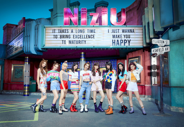 「NiziU 9 Nizi Stories」(C)Sony Music Entertainment (Japan) Inc./JYP Entertainment.