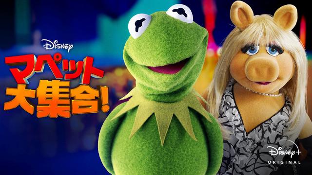 「マペット大集合!」8月21日(金)よりディズニープラスで配信開始 (C) 2020 Disney