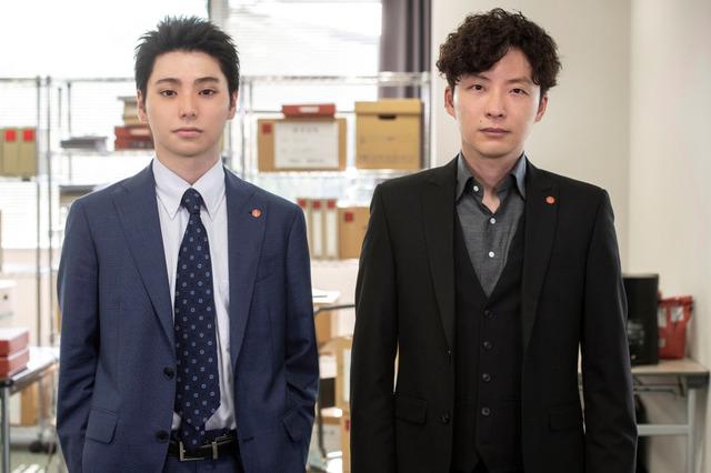 村上虹郎「MIU404」(C)TBS