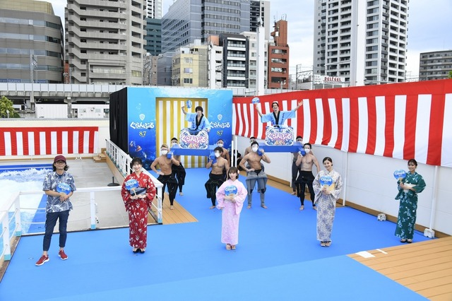 『ぐらんぶる』イベント(C)井上堅二・吉岡公威/講談社 (C)2020映画「ぐらんぶる」製作委員会