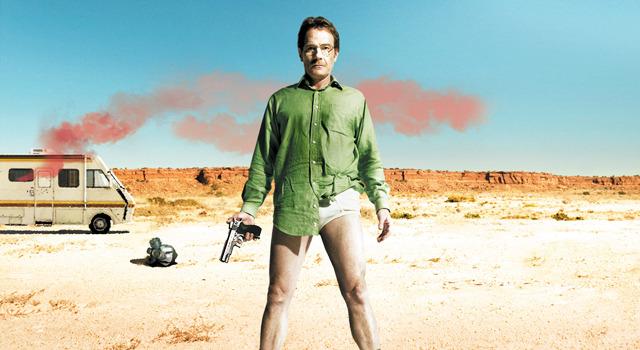 「ブレイキング・バッド」/BrBa S1: (C) 2008 Sony Pictures Television Inc.  All Rights Reserved.