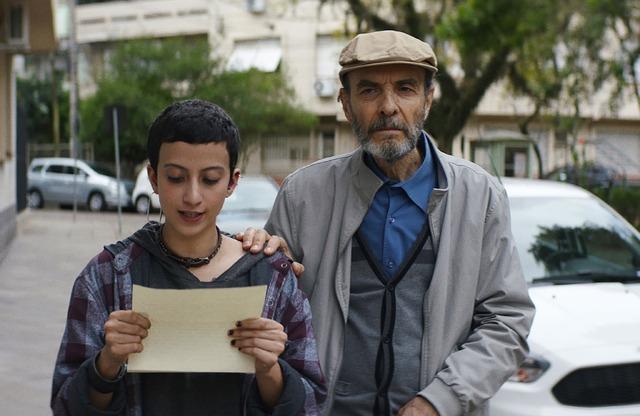 『ぶあいそうな手紙』(C) CASA DE CINEMA DE PORTO ALEGRE 2019