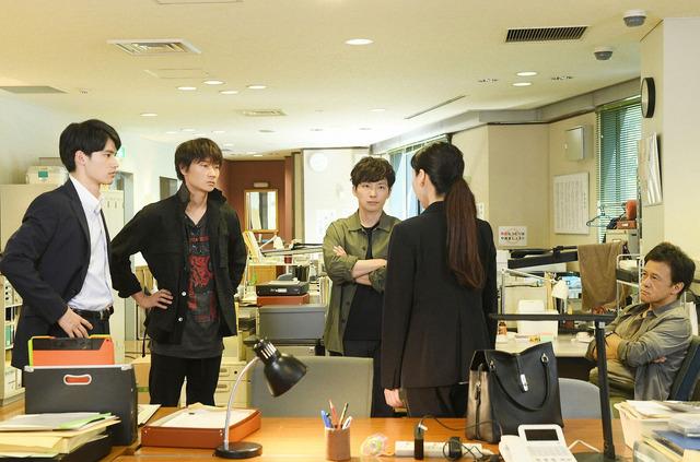 「MIU404」第9話 (C) TBS