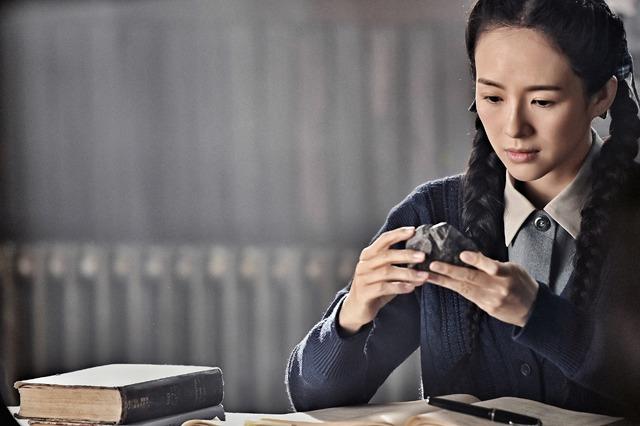 『クライマーズ』チャン・ツィイー (C)2019 SHANGHAI FILM GROUP. ALL RIGHTS RESERVED.