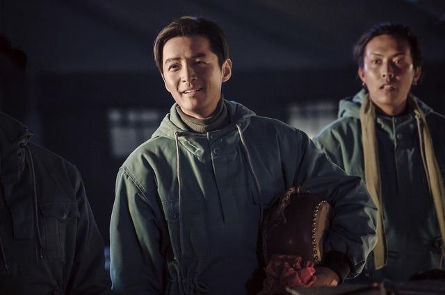 『クライマーズ』 (C)2019 SHANGHAI FILM GROUP. ALL RIGHTS RESERVED.