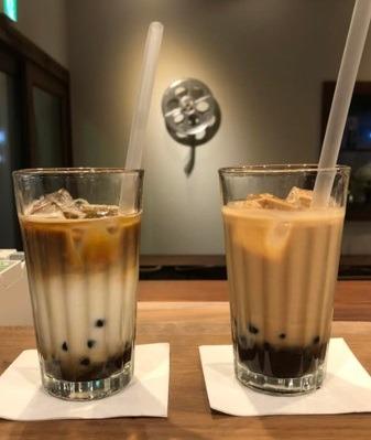 タピオカドリンク「台湾巨匠傑作選 2020×「LITTLE SPICE THE CAFEミライ」コラボ