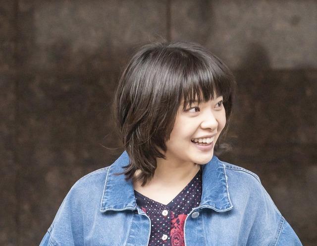 『空に住む』愛子(C)2020 HIGH BROW CINEMA