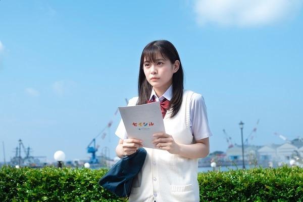 「17.3 about a sex」永瀬莉子(C)AbemaTV