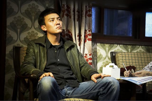 台湾巨匠傑作選_未公開映画特集「停車」チャン・チェン主演(c)甜蜜生活製作有限公司