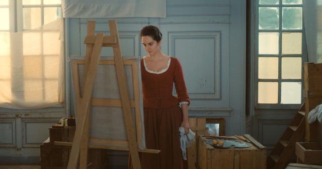 『燃ゆる女の肖像』(c) Lilies Films.