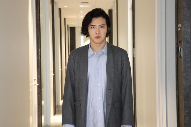 尾上松也「主役の椅子はオレの椅子」./photo:cinemacafe.net編集部